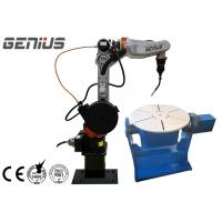 H Type Welding Positioner Turntable Double Station Single Axis Pneumatically Fixture Manufactures
