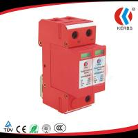 Suitable for Both On Grid and Off Grid solar System Of dc lightning surge arrester Manufactures
