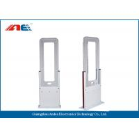 Quality 2D Detection Ethernet Connection RFID Gate Reader For School Attendance for sale
