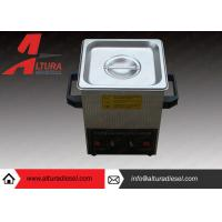 Temperature Control Digital Ultrasonic Cleaners , Ultrasonic Parts Cleaners Manufactures