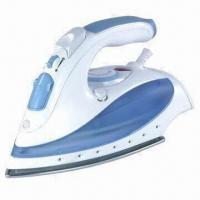 Electric iron with spray/burst steam/vertical steam functions Manufactures
