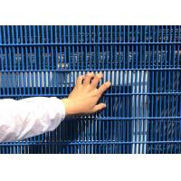 Powder Coated Fence Panels , Welded Wire Mesh Fence 1.73*2.5mm