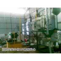 Rape seed oil Continuous Refining production line Manufactures
