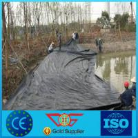 HDPE geomembrane fish pond liner1.5mm Manufactures