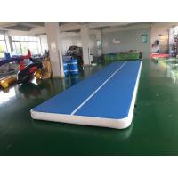 Custom Size Inflatable Air Track 3m 4m 5m 6m 8m 10m Gym Mat Tumble Track Gymnastics Mat Manufactures