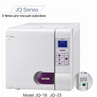 China 18L 23L LCD Class B Dental Sterilization Autoclave Disinfection Device on sale