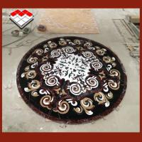 Luxury Palace Design Water Jet Medallion Marble Flooring Tiles Design Manufactures