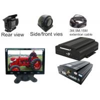Agriculture vehicle 4 Camera Car DVR 360 Degree Rear View For Farmer Manufactures