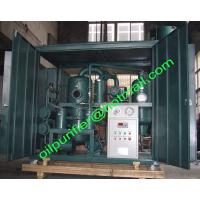 Oil Filtration Plant with Transformer Oil PCB Remover, Insulation Oil PCB Treatment Plant Manufactures