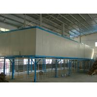 Hanging Transfer Pulp Molding Dryer / Egg Tray Drying Production Line Manufactures