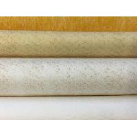 Buy cheap Heat Resisting Dust Filter Fabric , Customized Size Needle Punch Felt from wholesalers
