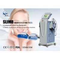 China Body Tightening Cryolipolysis Machine Cryotherapy Fat Burning Equipment 800W on sale