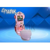 China Magic High Speed Driving Car Game Machine Of 2nd Generation With Seat English Version on sale