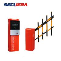 China Anpr Parking Control Traffic Barrier Gate Vehicle License Plate Recognition System on sale