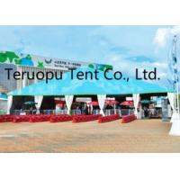 China Waterproof Durable Exhibition Canopy Tent Movable Event Canopy Tent  25 X 50 M on sale