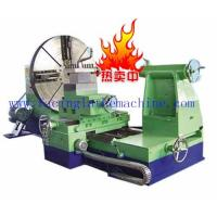 High Precision Surfacing Semi Automatic Lathe Machine , MAX Swing 1600mm Manufactures