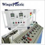 Plastic Wash Basin Drainage Pipe Extrusion Line / Corrugated Pipe Machine Manufactures