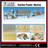 Instant cereal soup processing line Manufactures