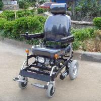 Power Wheelchair With Lights (Used At Night) (QX-04-08C) Manufactures