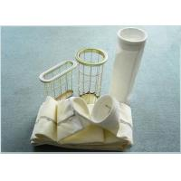 P84 PTFE filter cloth for dust / air filter industrial thick felt fabric Manufactures
