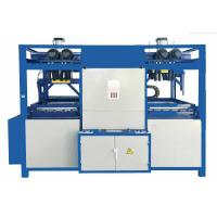 China PVC PE Industrial Vacuum Pressure Forming Machine Drainage System on sale