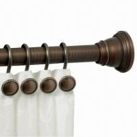 China Tension Shower Curtain Rod on sale