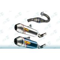 Motorcycle Gr1 / Gr2 Exhaust Seamless Titanium Tube ASTM / ASME / AWS Manufactures