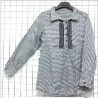Lace pullover shirts excess stock lots