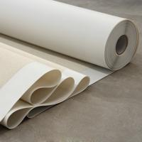 High Tensile Strength Hdpe Self-adhesive waterproof membrane with sand-surface