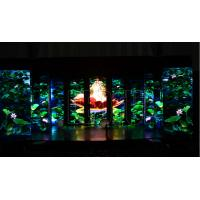 Outdoor P3.91 Rental RGB Led Display Board Stage Background High Resolution Manufactures