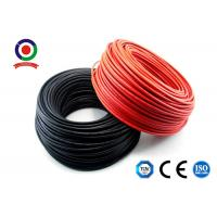 2.5mm XLPE PV DC solar Cable Manufactures