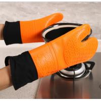 Professional Microwave Oven  Silicone Kitchen GlovesPair Lightweigtht Manufactures