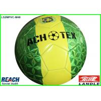 China Mini Size 2 Colorful Soccer Ball For Kids / Leather 32 Panel Football on sale