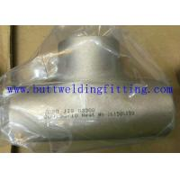 """ASTM CuNi 90 /10  Tee Elbow Reducer JIS H3300 Grade C7060 1"""" 4"""" 3"""" 2mm 3mm Manufactures"""