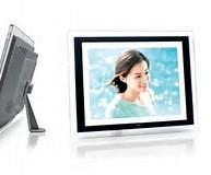 Advertising HD Digital Photo Frame Video Input 1200 * 800 IPS Resolution Manufactures