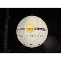 Quality Customized Large Inflatable Lighting Balloon for Anniversary Event, Light Up Balloons for sale