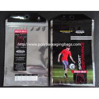 Buy cheap Waterproof Foil Ziplock Bags Resealable Foil Pouches for Underpants from wholesalers