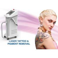 China Stable Accurate Treatment q switched nd yag laser tattoo removal machine 1 Year Warranty on sale