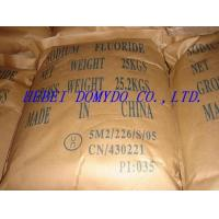 water treatment chemical 98% NaF Manufactures