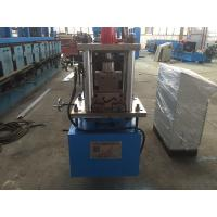 Z Purlin Cold Roll Forming Machine 14 Stations with Gcr12 Cutter Manufactures
