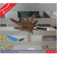 Private Wall Decoration Mirror Acrylic Sheet Plexiglass Customized Manufactures