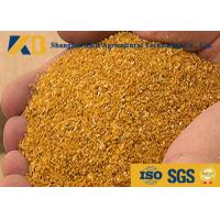 Broiler Coloring Yellow Non Flavoured Protein Powder SGS Certificate Manufactures