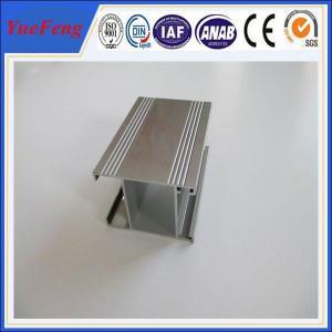custom extrusion profile aluminium Manufacturer / OEM aluminium extrusion for electronics Manufactures