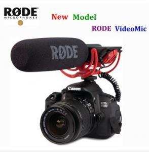 Rode VideoMic studio microphone professional condenser microphones for Digital Camera Manufactures