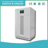 China CNG310 Low Frequency Online UPS 384VDC Battery Voltage 45-65Hz High Intelligence on sale