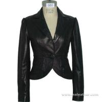Ladies' Leather Garment (065) Manufactures