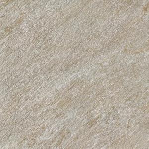 China Natural Stone Porcelain Tile / Bathroom Travertine Look Porcelain Floor Tile on sale