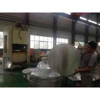 Alloy 3003 Grade Round Aluminum Plate Enameling For Cookware H112 Temper Manufactures