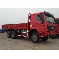 30 Tonne Heavy Cargo Truck 8560 X 2496 X 3048mm Dimension HW70 Cab Manufactures