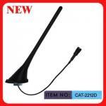 Electronic Car Radio Antenna Black Mast Fit Golf Peugeot Mazda Manufactures
